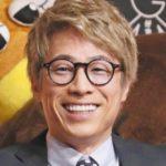 田村淳のメガネ姿妻 妊娠子供2人目できました!