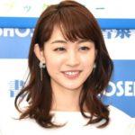 新井恵理那(フリーアナウンサー)結婚相手は誰?「グッド!モーニング」レギュラー陣卒業!