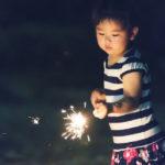 花火を子供と自宅の庭で遊ぶのに注意することはある!?