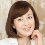 森尾由美(女優)結婚相手の旦那(夫)馴れ初めは?自宅に娘と一緒にいるの?